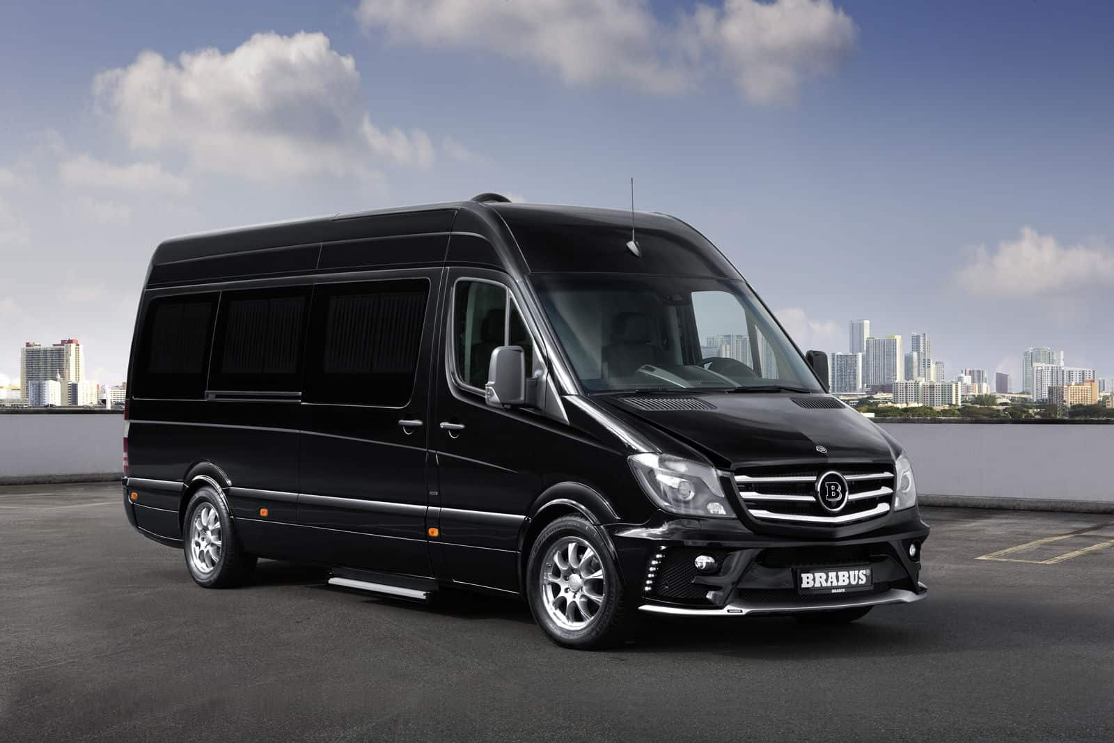 Brabus business van Sprinter