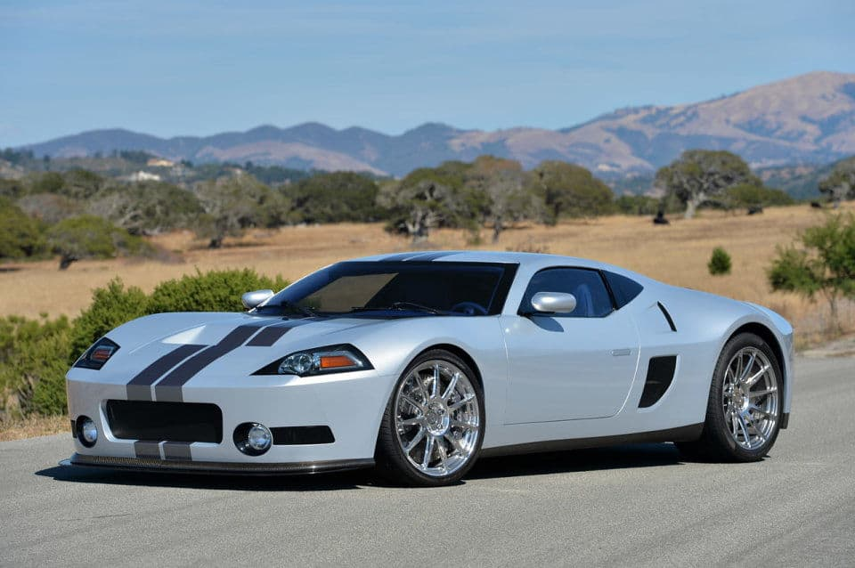 Galpin Ford Gtr1 Over 1 000 Horsepower Unfinished Manunfinished Man