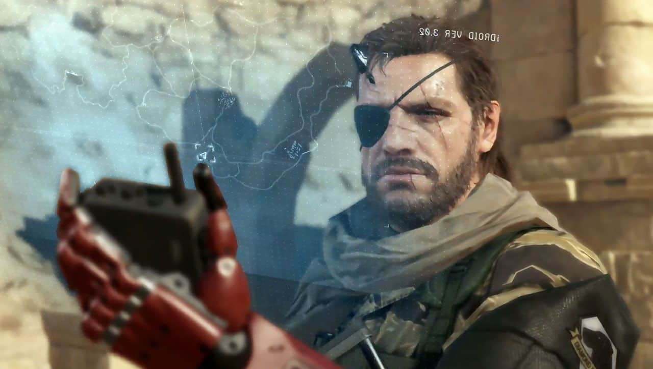 Metal Gear Solid 5 The Phantom Pain 20 More Minutes Of