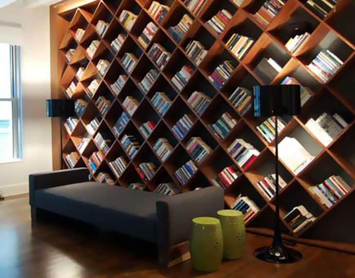 How to Give Your Space a Custom-Design Look With Shelving ...