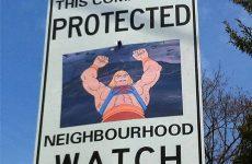 funny neighborhood watch signs canada01