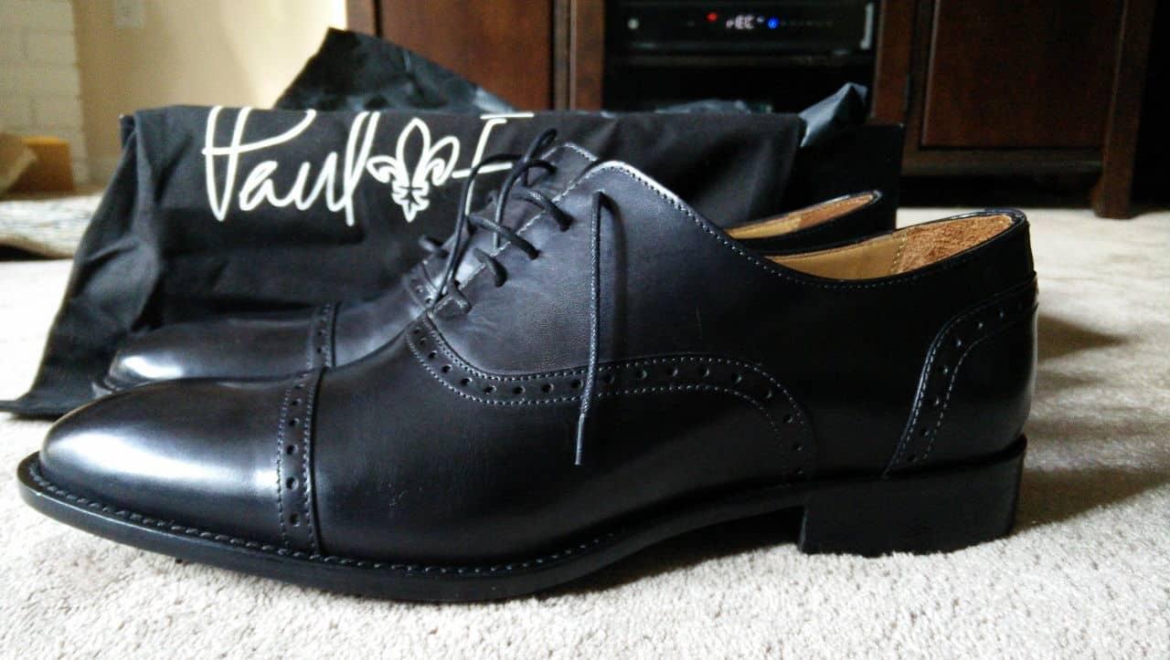 Paul Evans The Brando Shoes Review