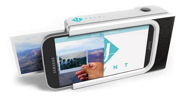 prynt case for smartphones