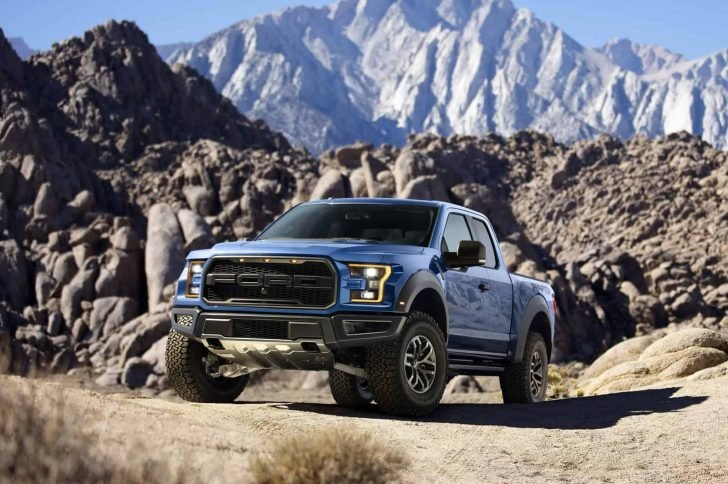 all-new Ford Raptor truck