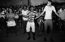 Jamaican dancehall party