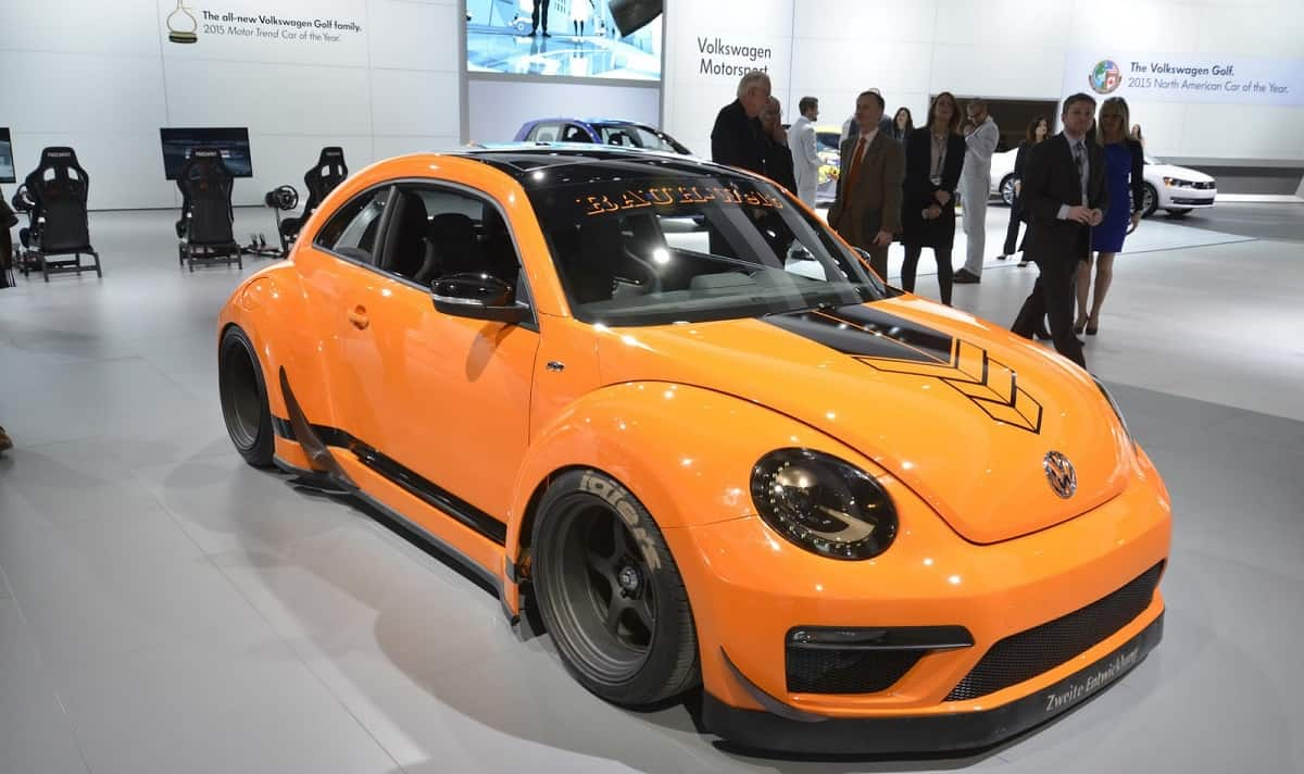 Volkswagen Tanner Foust Racing ENEOS RWB Beetle - Unfinished