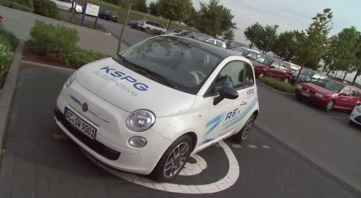 extende electric car driving range