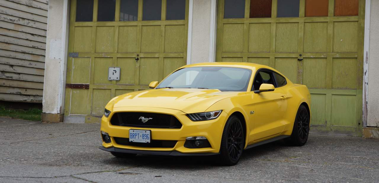 2015 ford mustang coupe gt review unfinished man. Black Bedroom Furniture Sets. Home Design Ideas