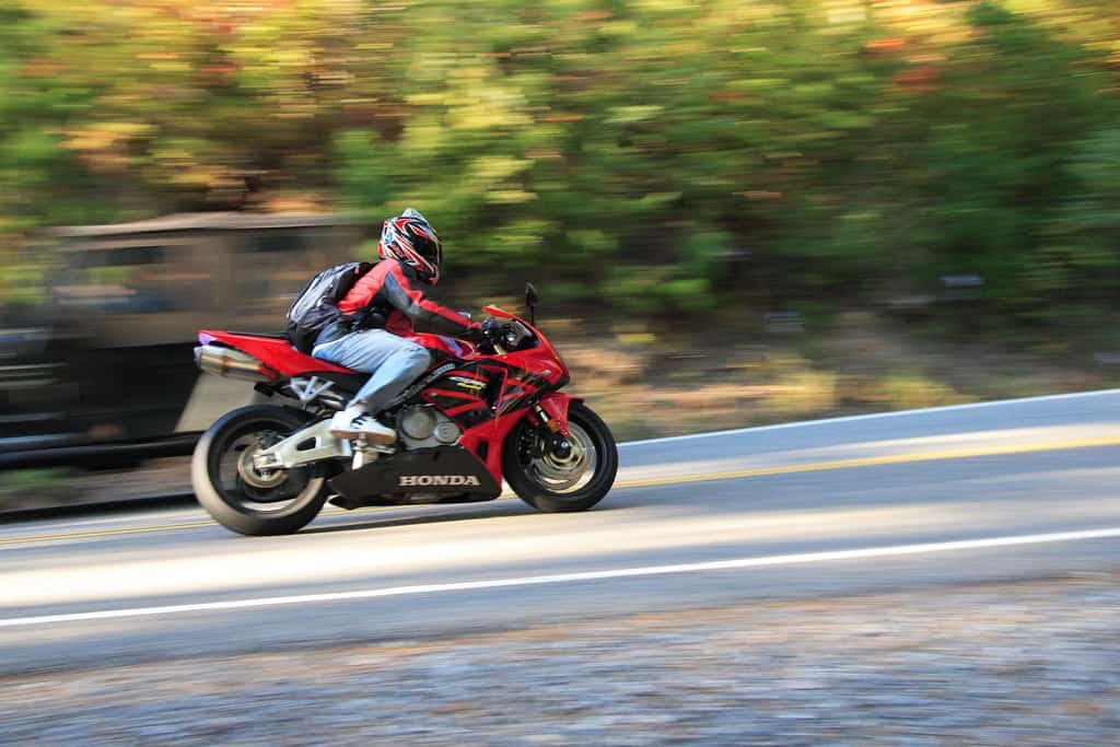 The Anatomy of Motorcycle Crashes - Unfinished Man