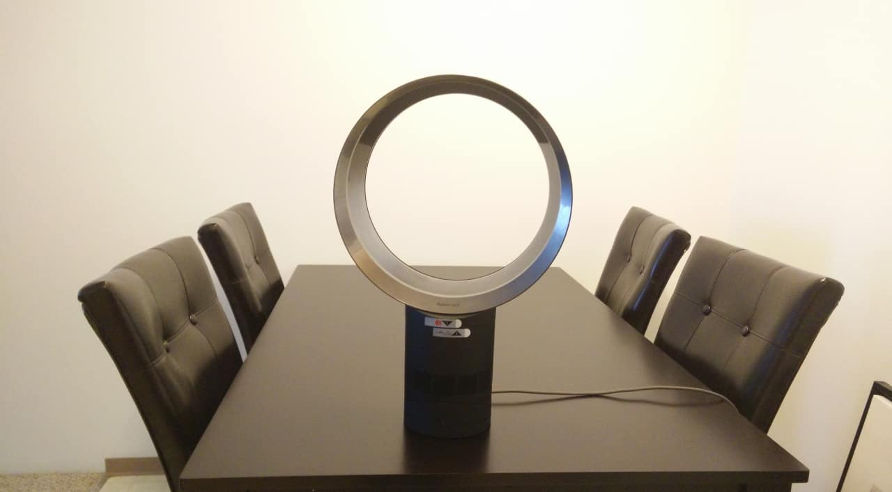 dyson am06 12 desk fan review unfinished man. Black Bedroom Furniture Sets. Home Design Ideas