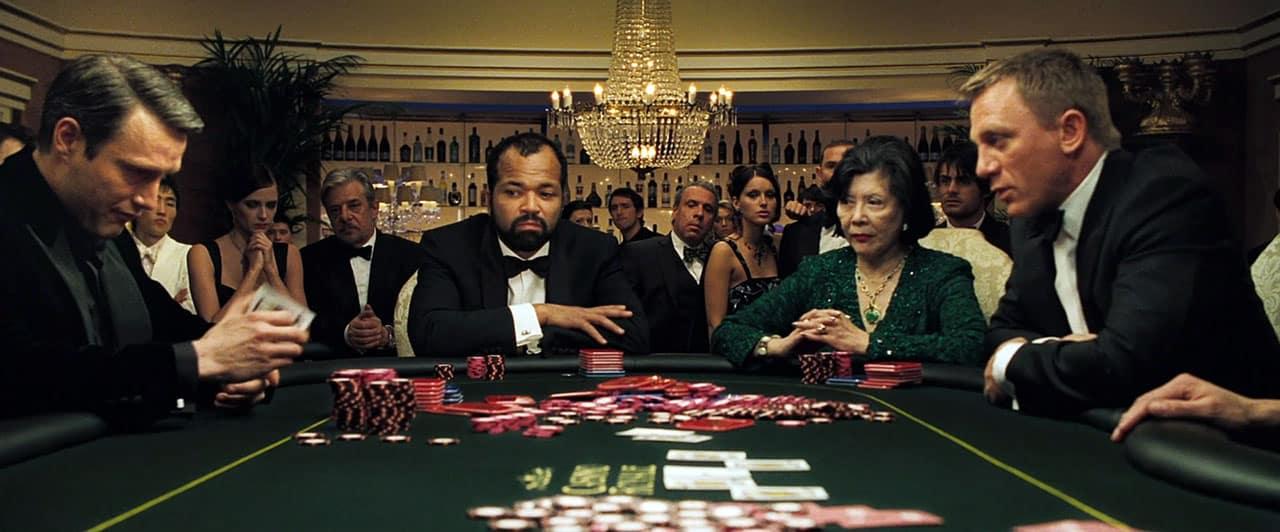 James Bond Poker
