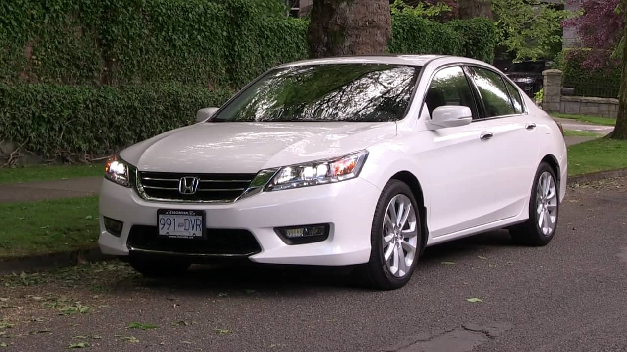 2015 Honda Accord Touring V6 Review