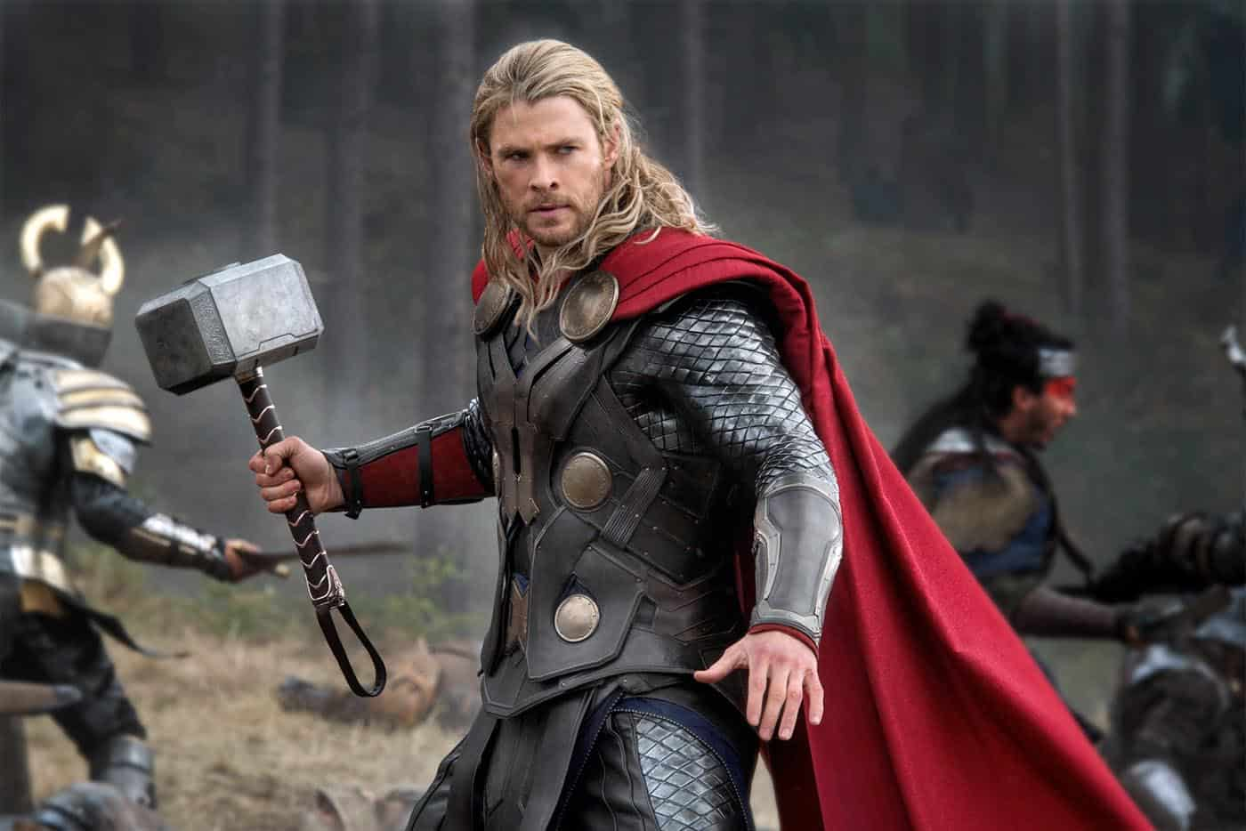 Getting Strong As The God Of Thunder - Thor Training Tips ...