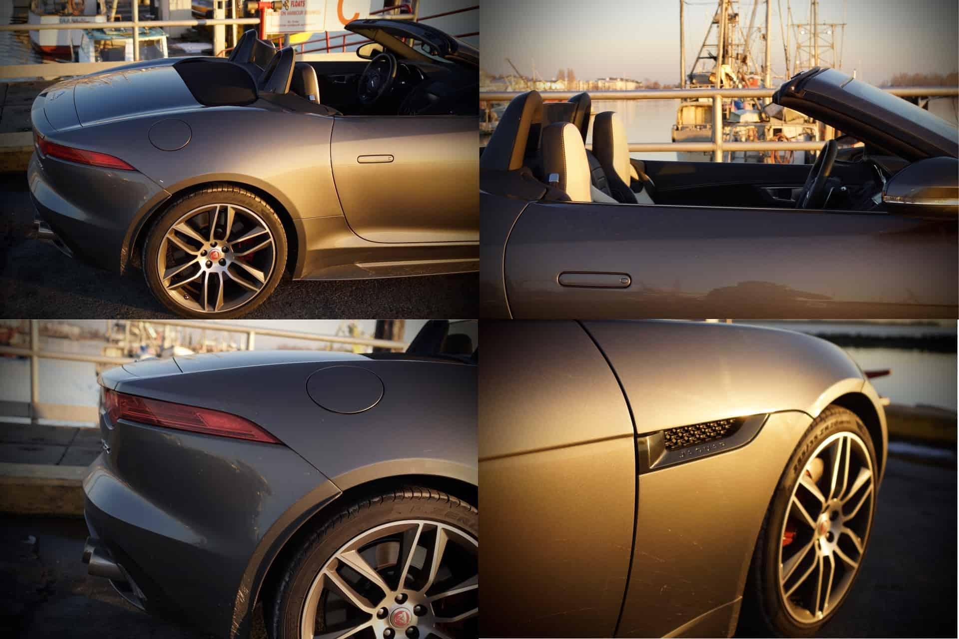 2016_Jaguar_F-Type_R_Collage