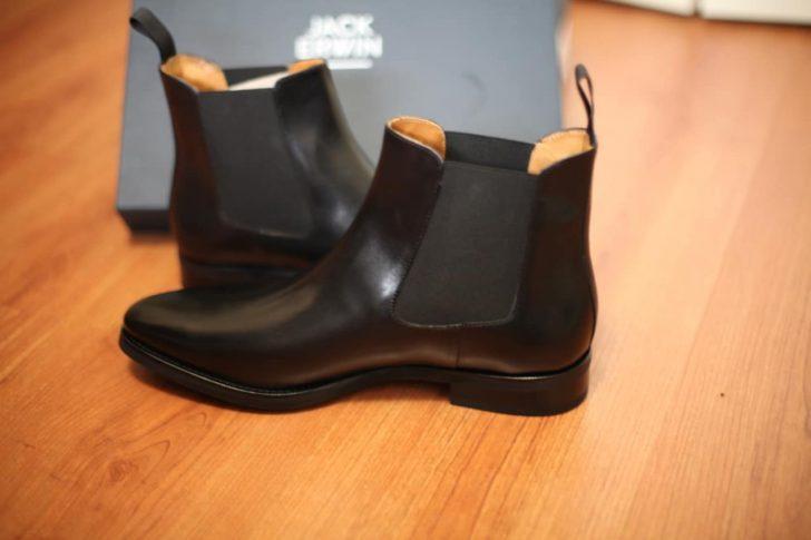 Jack Erwin Ellis Chelsea Boots Review 1