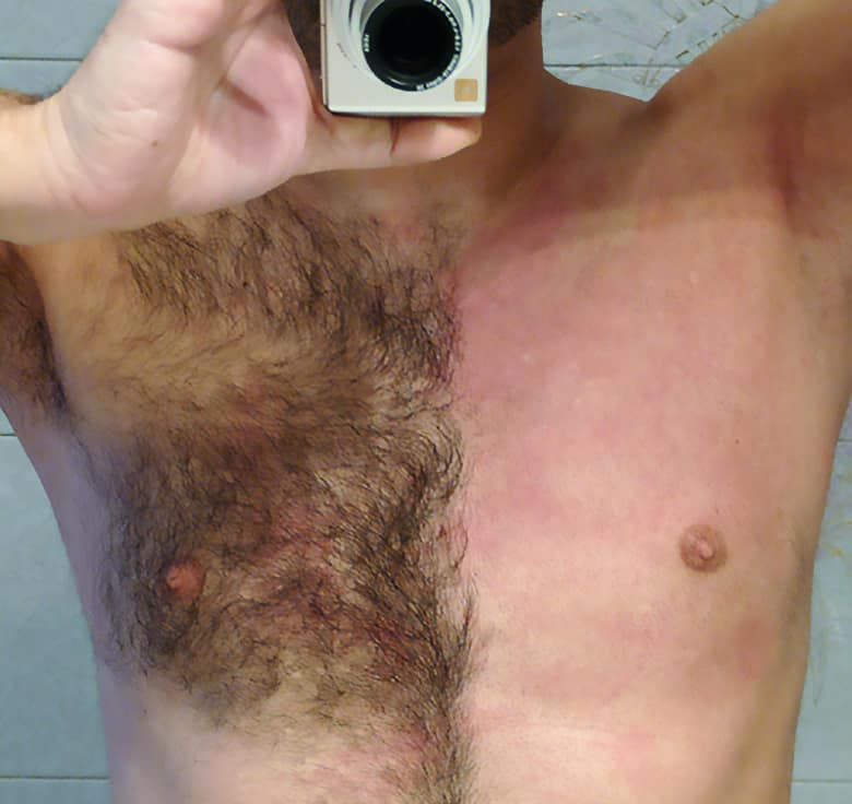 Man Grooming Hair Removal For Men Unfinished Manunfinished Man