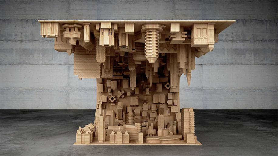 inception-movie-inspired-wave-city-coffee-table0