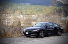 2016 Honda Accord Touring Coupe Review