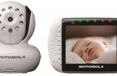 Motorola MBP36 Remote Wireless Baby Monitor e1458335911460