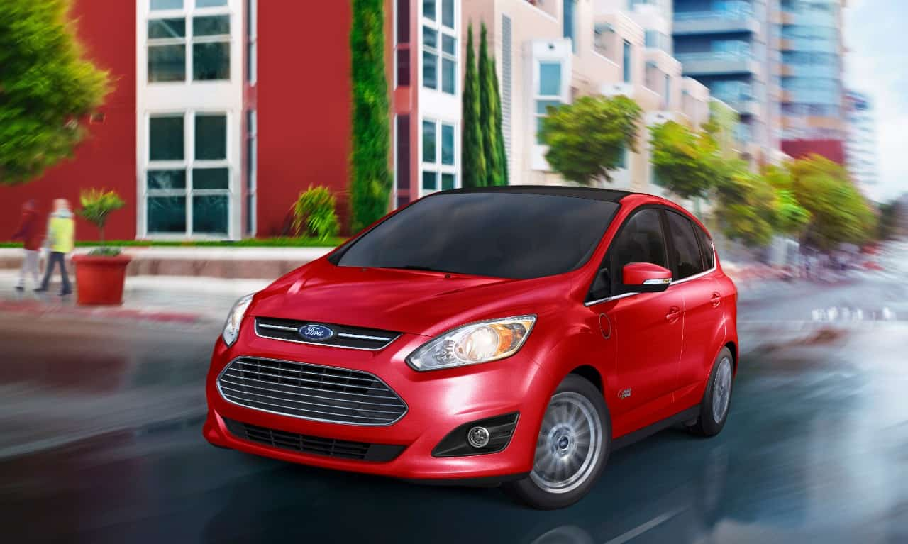 2016 Ford C Max Energi Plug In Hybrid Review