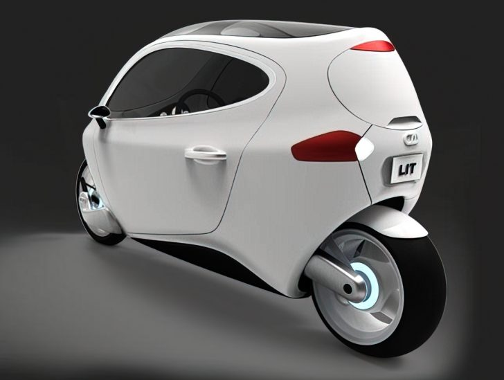 C 1 Electric Scooter upscaled