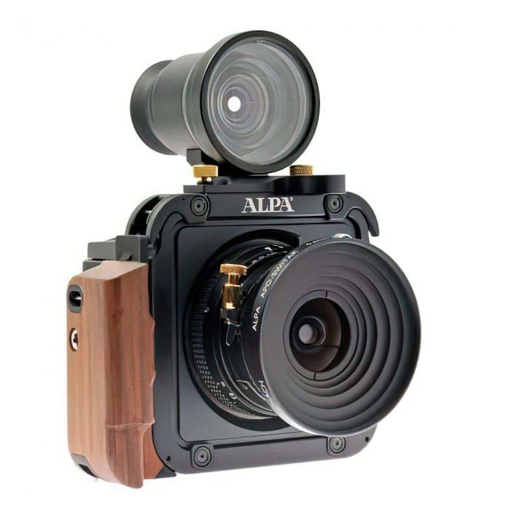 Estragon Alpa 12 TC camera