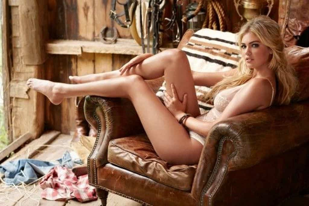 Kate Upton November Cosmopolitan sitting