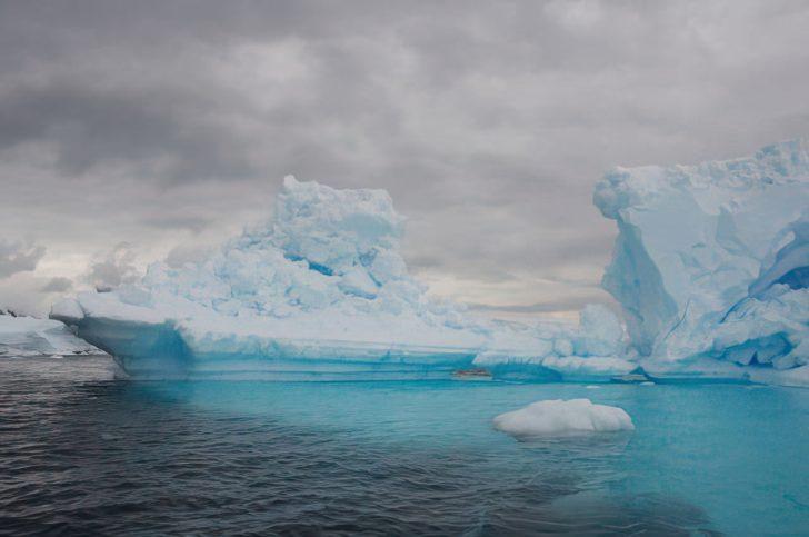 antarctica ice flows