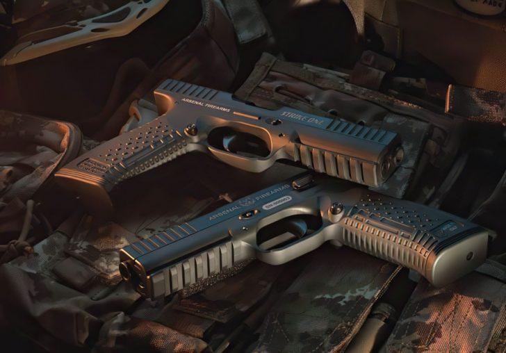 arsenal strike one pistol
