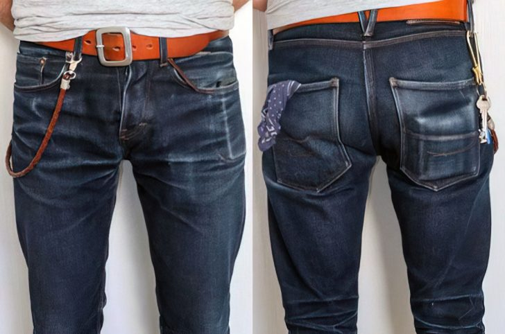 awesome faded jeans upscaled