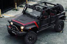 el diablo jeep