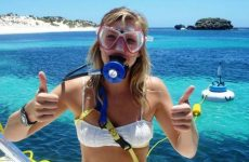 power snorkel lady