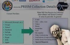 prism spy program slide