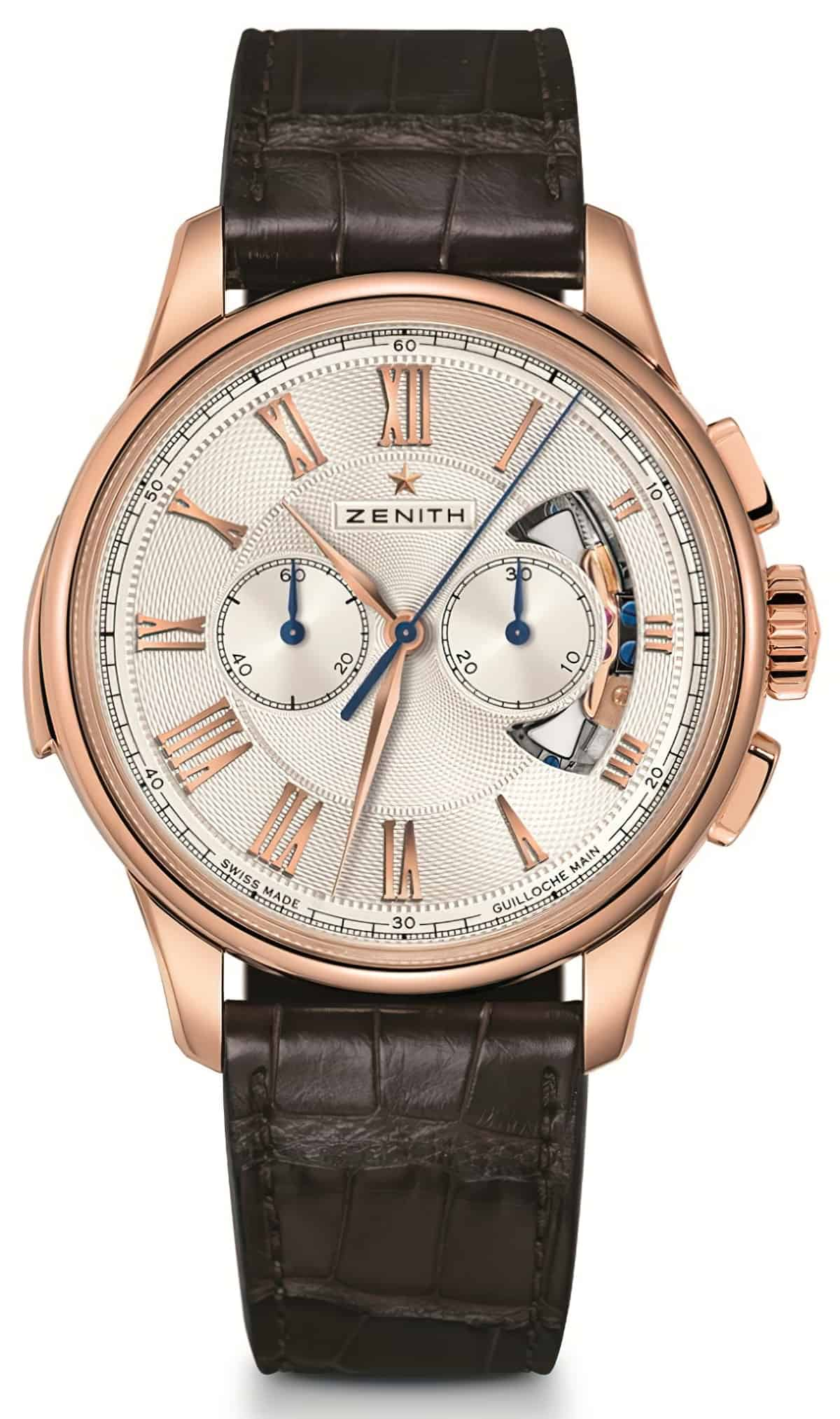 zenith academy watch repeater