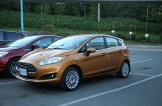 2016 Ford Fiesta Titanium Review 1