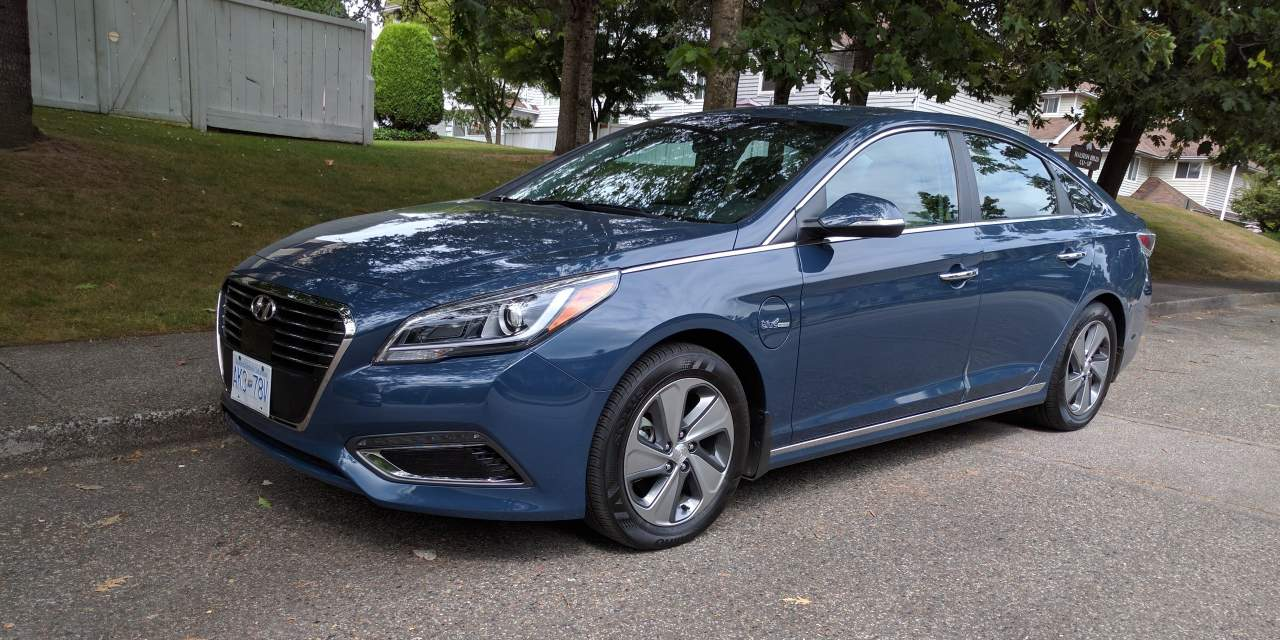 For More Information On The Hyundai Sonata Phev And Other Vehicles In Their Lineup Check Out Hyundaicanada