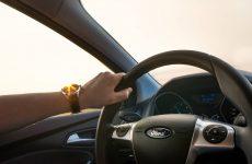 car streering wheel