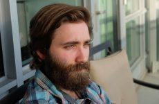 handsome beard man