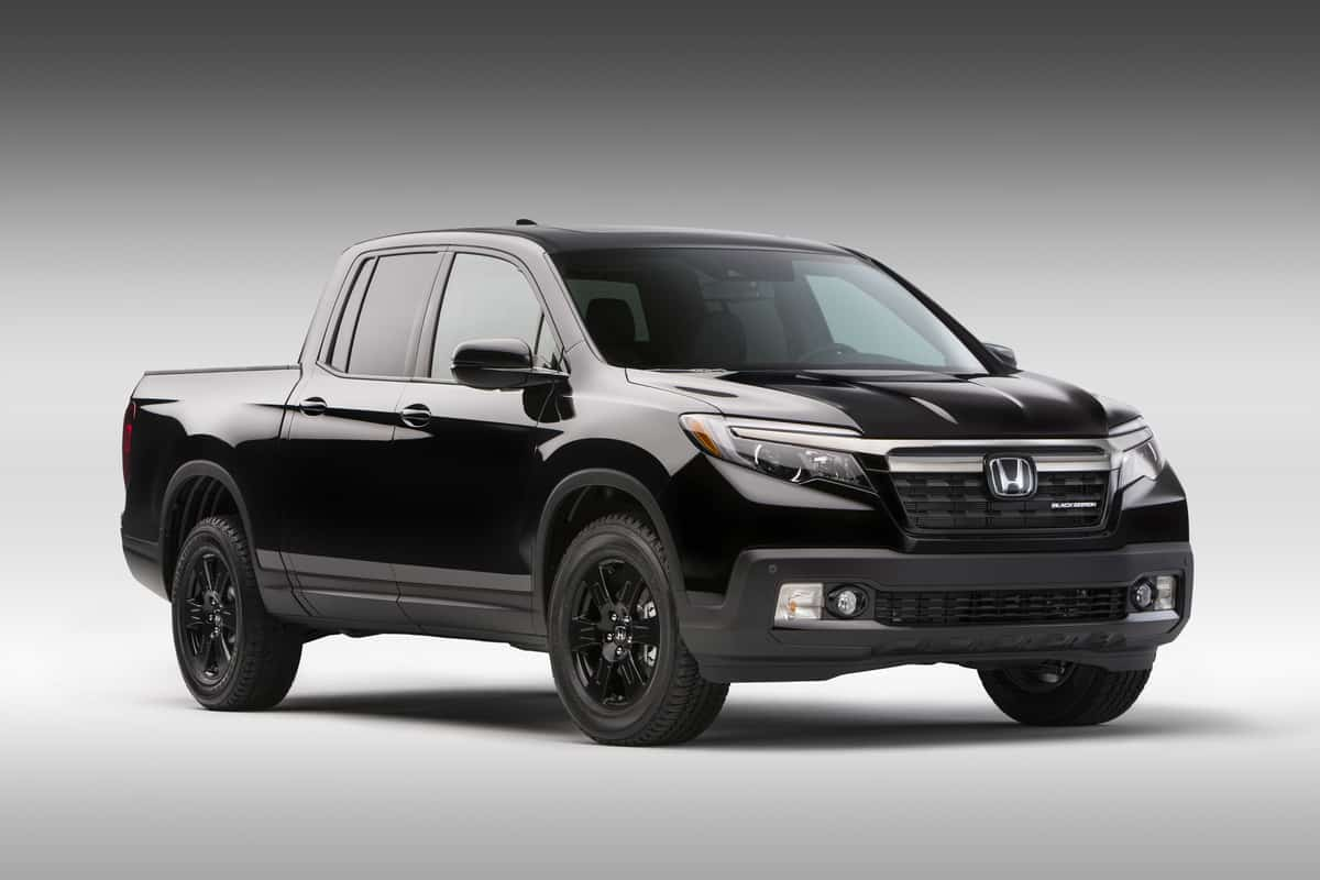 Businessman S Truck 2017 Honda Ridgeline Black Edition Review