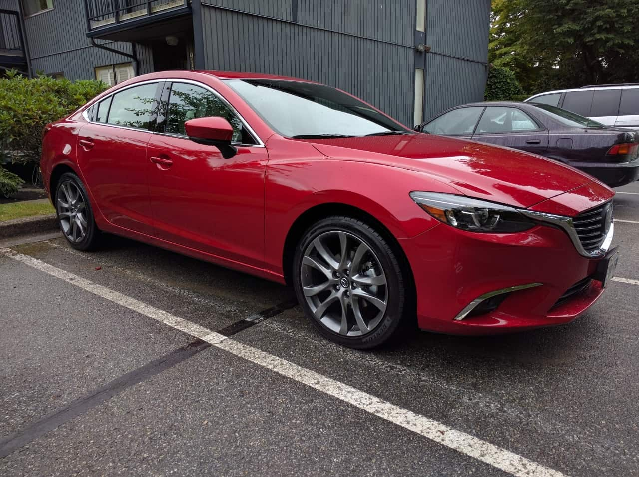 2017 mazda6 gt review now with g vectoring control unfinished man. Black Bedroom Furniture Sets. Home Design Ideas