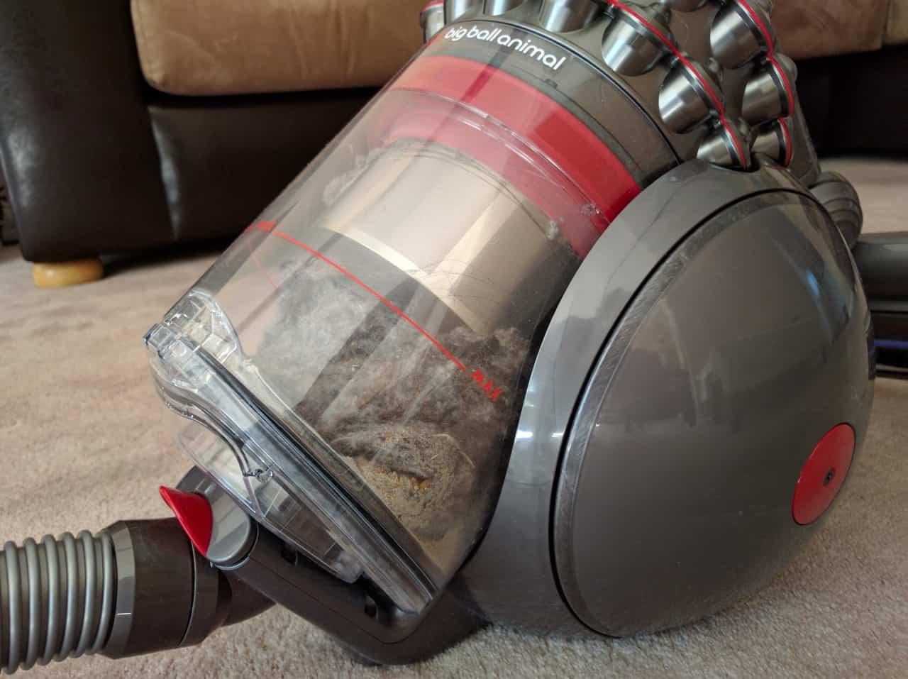 как почистить пылесос дайсон