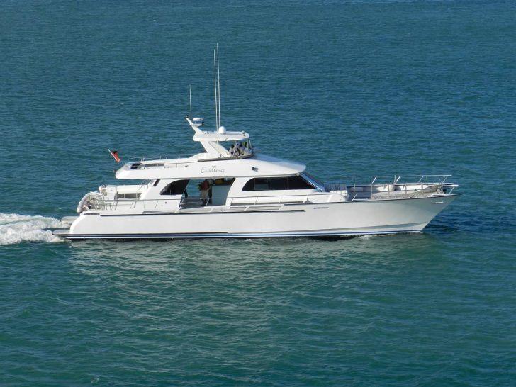 very nice boat