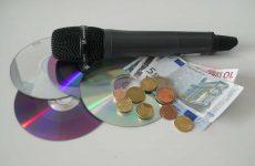 CDs mic music