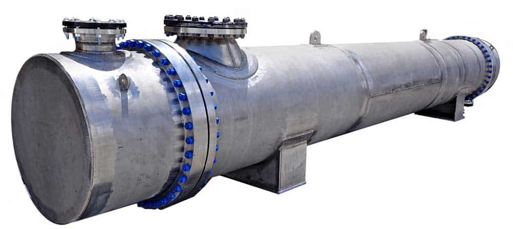 Industrial Heat Exchangers : Five applications of industrial heat exchangers