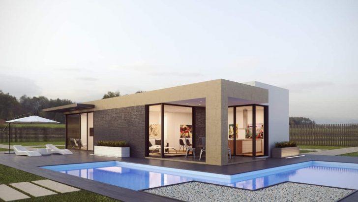 modern minimalist home