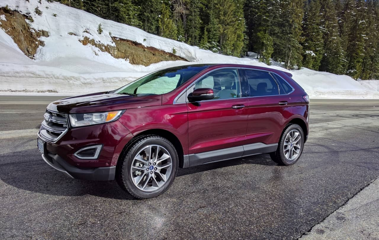 Image Result For Ford Edge Trim Levels