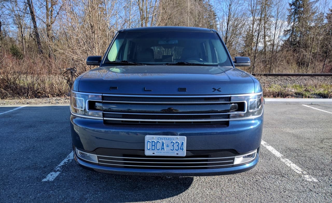 2017 ford flex review an alternative to a minivan unfinished man. Black Bedroom Furniture Sets. Home Design Ideas