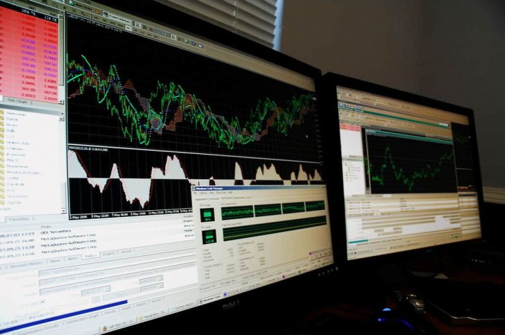 forex trading screens