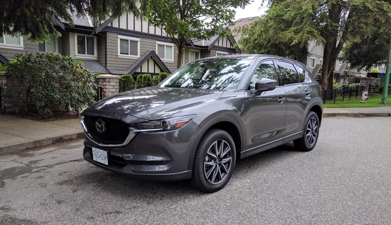 2017 mazda cx 5 gt awd review unfinished man. Black Bedroom Furniture Sets. Home Design Ideas
