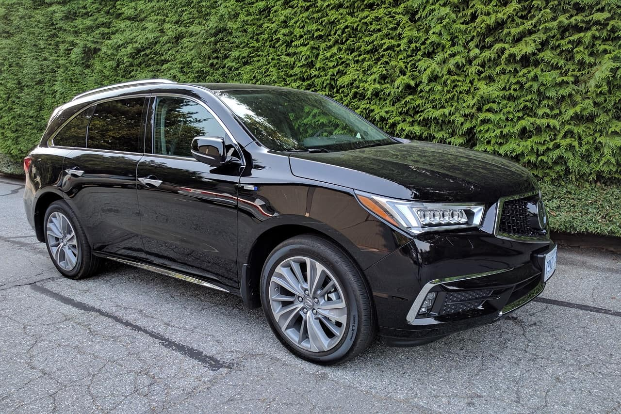 For More Information On The 2017 Acura Mdx Sport Hybrid Please Visit Ca